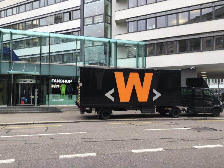 Umzug Fc Zurich W Wiedmer Ag Umzuge Und Transporte Zurich
