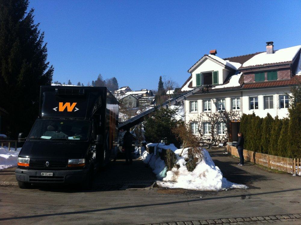 Privatumzuge W Wiedmer Ag Umzuge Und Transporte Zurich